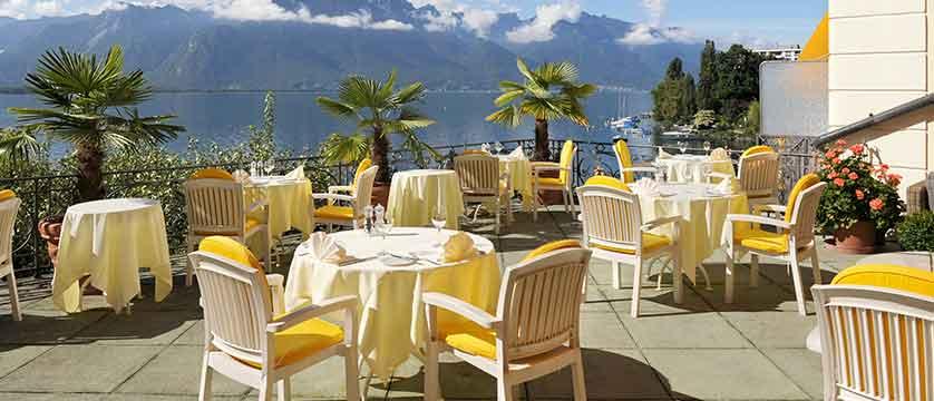 Hotel Rene Capt, Montreux, Switzerland - sun terrace.jpg